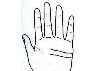 """秘传手相古相法精解:手相""""感情线""""、详细图文解析、值得收藏!  第24张"""