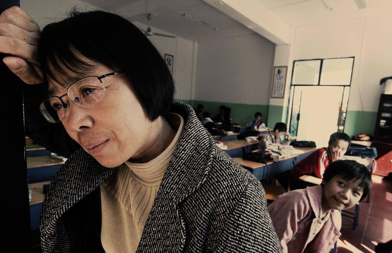 校长夫人王晴和锅炉工 锅炉工 公公