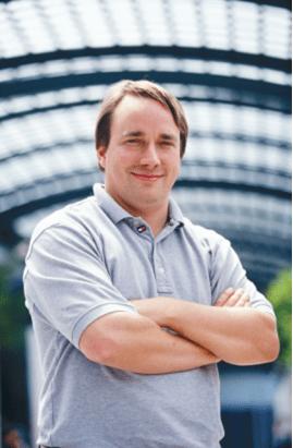 Linux操作系统的发明者林纳斯·托瓦茨