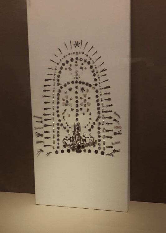 """看见文物   这件""""浮夸""""的唐朝头饰 饰物总数达到了109件!"""