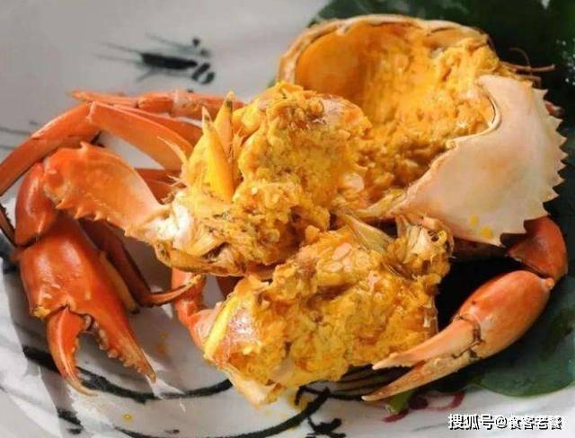 """螃蟹界""""法拉利"""",2000元1只还买不到,资深美食家才懂其中美味"""