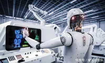 欣俊工程:机器人开始进入工厂工作,效率比人