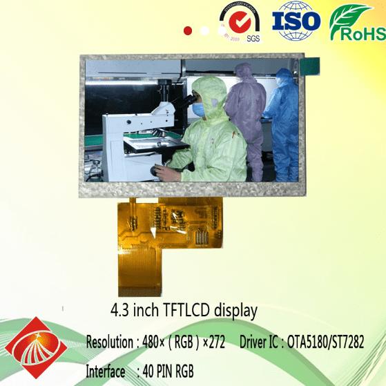 醫療TFT液晶屏管理效率