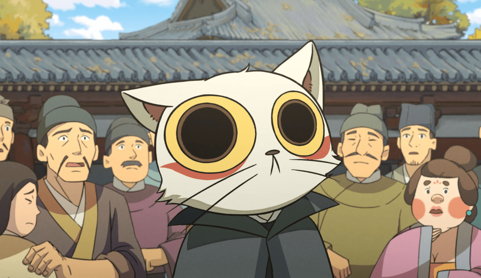 《大理寺日志》启动真人剧走搞笑路线 难道猫猫头没有了吗?
