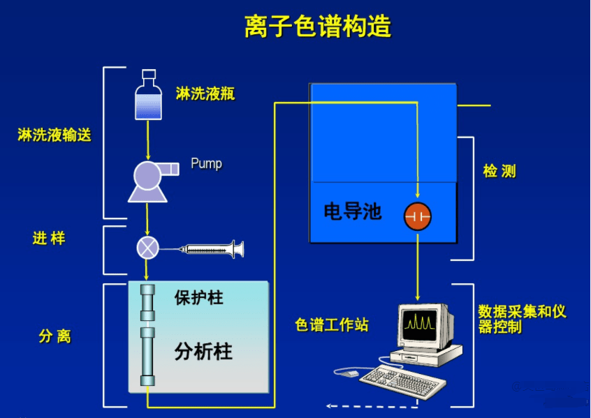 纯水系统离子色谱的原理_消化系统