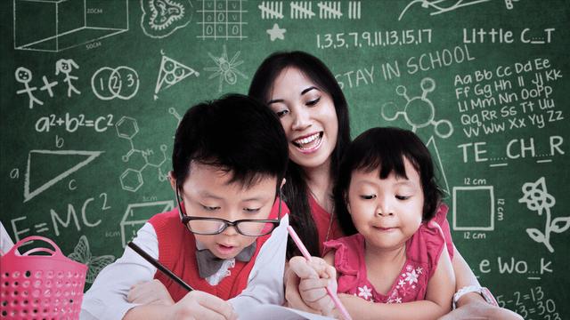 孩子初中数学一直很好,为什么到了高中就听不懂了?