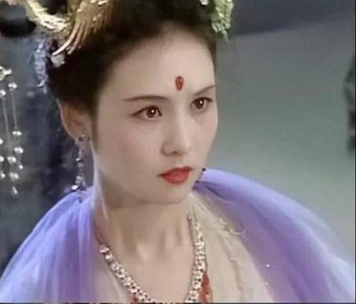 """图片[43]-12位嫦娥谁最美?她最颠覆仙女形象,堪称""""婊里婊气""""-妖次元"""