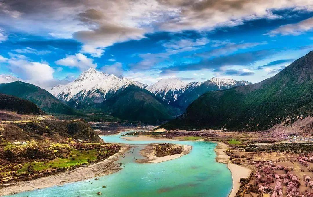 探秘中国10大壮美峡谷,网友:太震撼了!