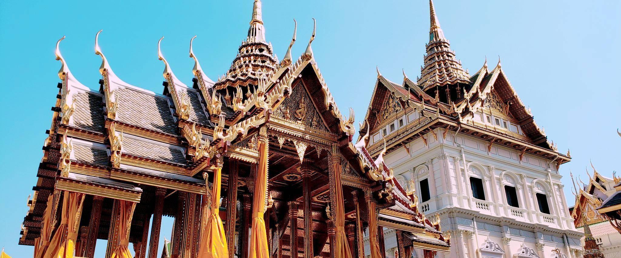泰国百年建筑,艺术与心灵的震撼,大皇宫应该这样打卡
