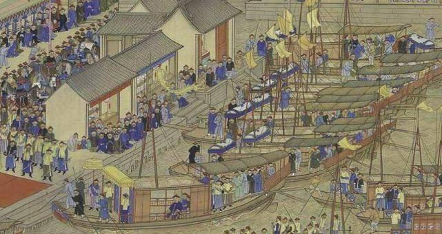 乾隆时期人口_康熙年间人口大约是一千九百万, 为何到乾隆年间却增加到三亿