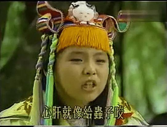 图片[11]-7版童姥VS李秋水,谁不负神仙美貌,谁又演出了旷世情敌的火药味-妖次元