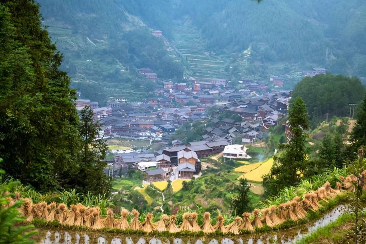 贵州此古寨超适合夏季避暑,山水秀丽、气候宜人、民风还特别淳朴