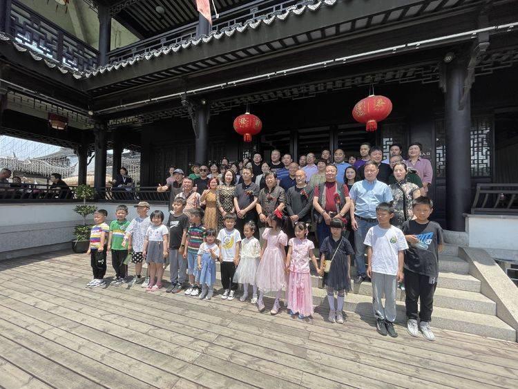 画山画水画中国——当代名家学术邀请展(第六届)在江苏昆山隆重开幕