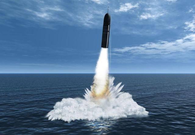 """蘇聯的""""末日齊射"""",4分鐘發射16枚洲際導彈,解體前的瘋狂_潛艇"""