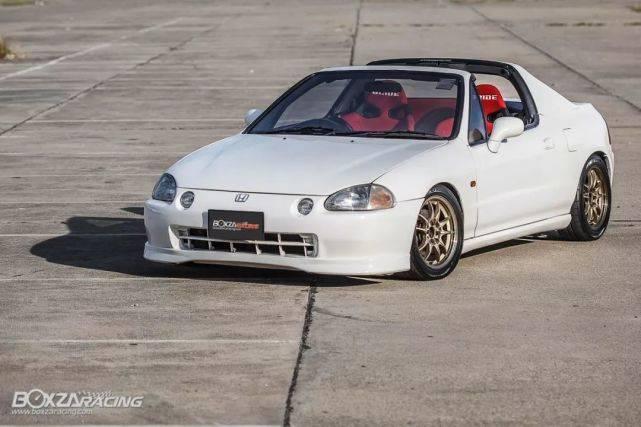 本田敞篷跑車只認S2000?這臺價美物廉卻不為人知