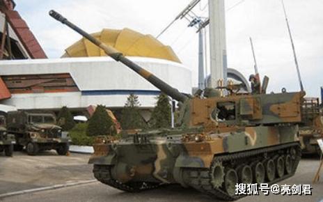 你在教我做事!韩向英国出售自行火炮,组装技术承诺包教包会