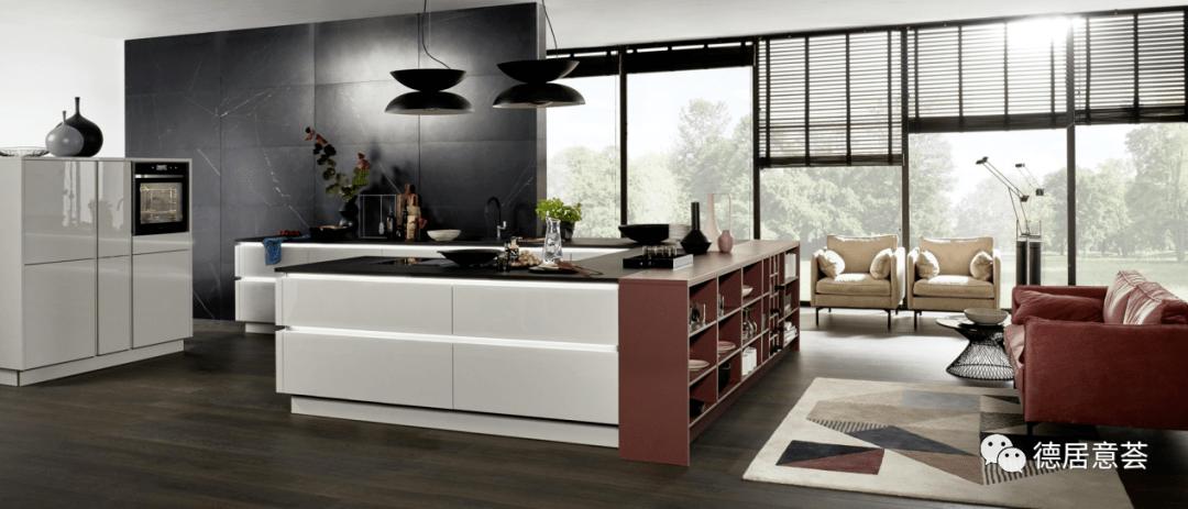 這樣的廚房,我想住在裡面!