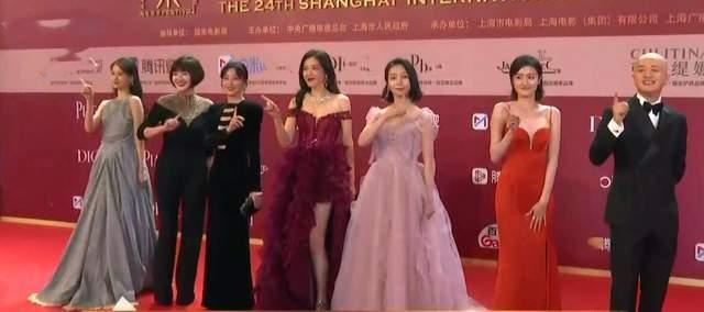 图片[10]-上影节红毯:曾黎万种风情,倪妮上半身让人移不开眼,刘昊然帅了-妖次元