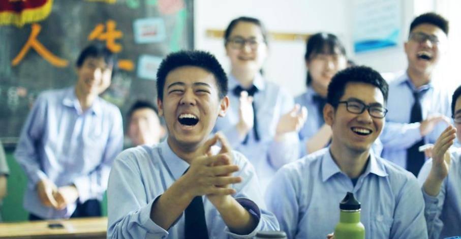 高三的最后一堂课,老师道歉:我脾气不好,请你们原谅