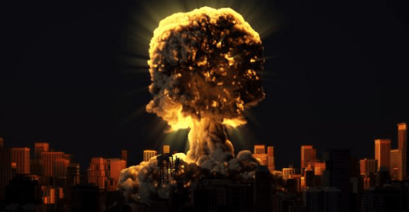 100枚核弹同时引爆,地球会被毁灭吗?人类会灭绝吗?