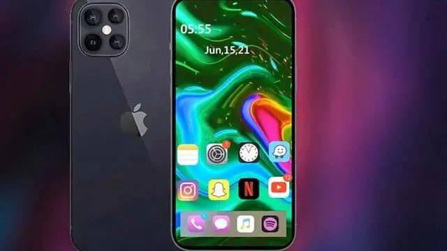 概念|让人·闪电修:iPhone13Pro概念机被曝光:去掉刘海全面屏,绝对要涨价!