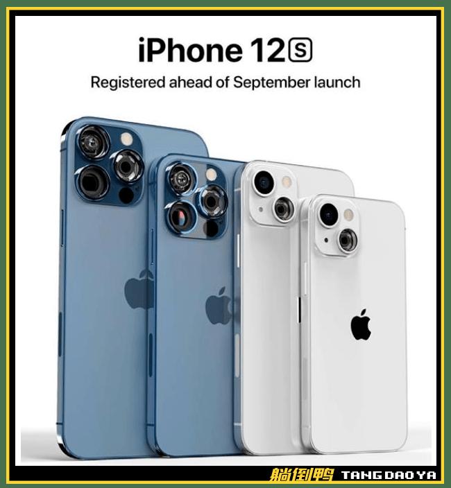 "iPhone 12s""透明探索版""曝光,后盖纯透明可还行?"