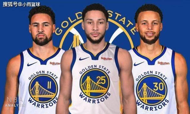 原创             NBA早报:勇士有意引进西蒙斯,小卡恐赛季报销,湖人离队第一人出炉