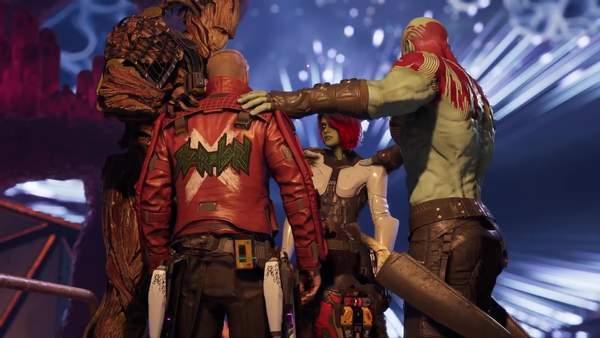 《漫威银护》每个英雄经过重新设计游戏中会有收藏品
