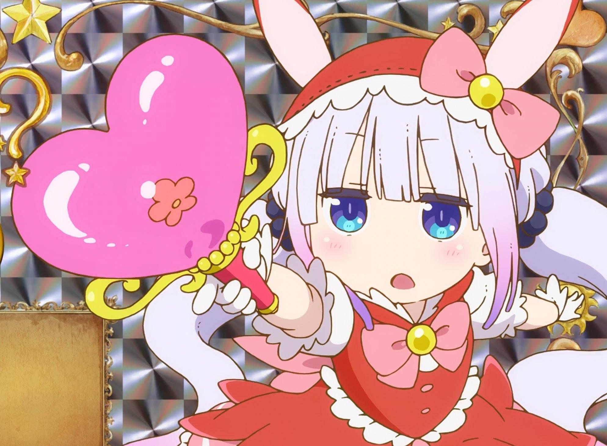 京阿尼灾后第一部TV动画《小林家的龙女仆》第二季开播 保持对美少女日常动画的一贯追求