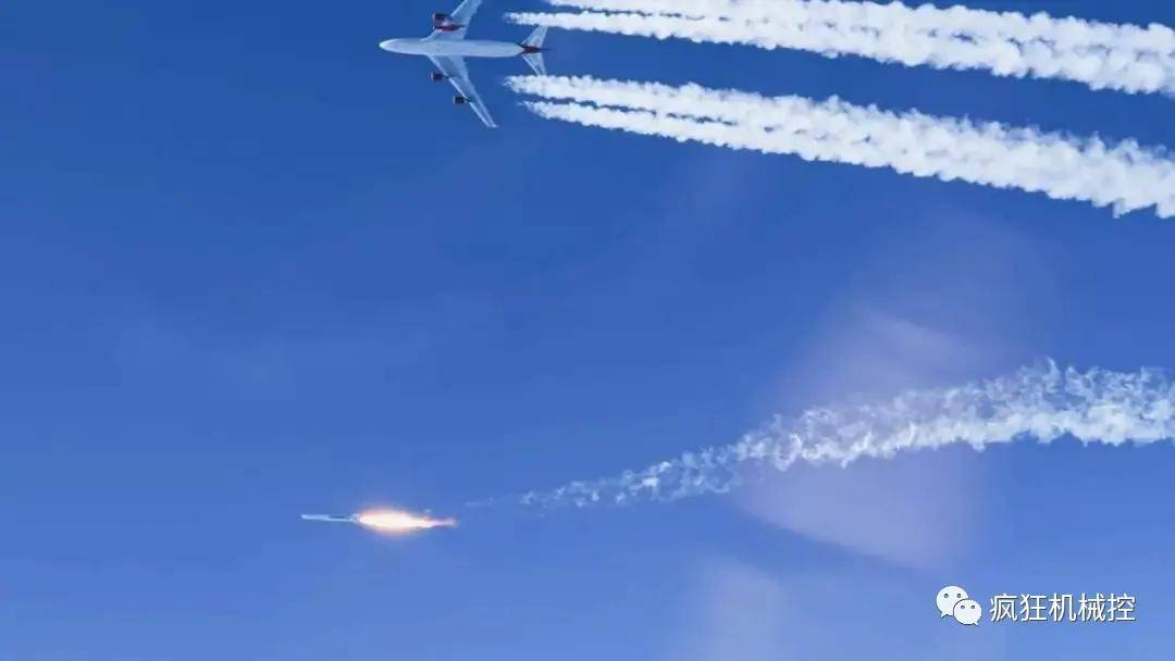 用改装的波音747发射火箭,送军用卫星入轨,开眼