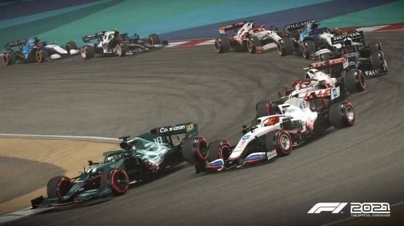 在方程式世界急速狂飙(《F1 2021》多种竞赛模式全面解析)