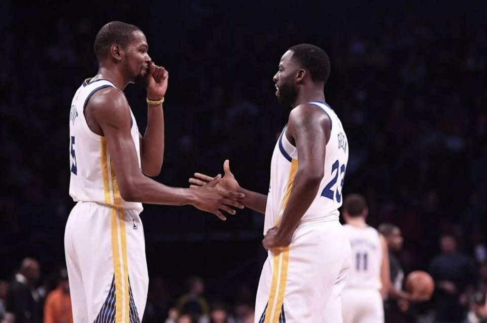 原创             谁是美国男篮领袖?格林和杜兰特再次成为队友,科尔选择支持爱徒