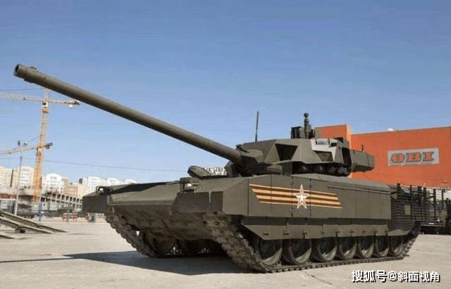 """俄军新""""陆战之王""""即将量产,内部罕见公布,打破俄式坦克常规"""