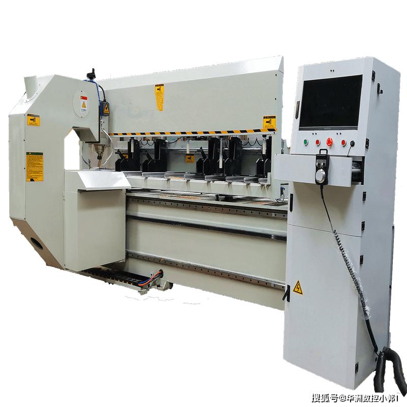 数控锯铣机各种异形成型下料机