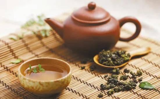 茶叶和茶具