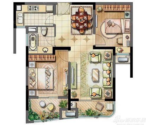 买房看户型,注意这些细节才能买到好房子!