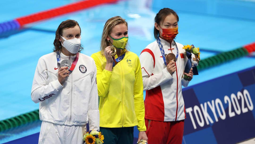 李冰洁两破亚洲纪录 坦言取得好成绩秘诀是跑马拉松