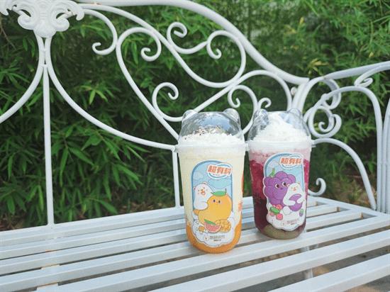盛夏飲輕盈,冰雪時光招牌產品升級奶油頂