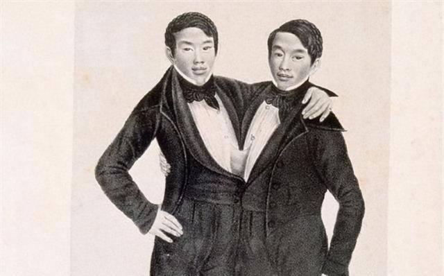 一对泰国连体兄弟,娶姐妹花,两对夫妻一共生了22个娃!