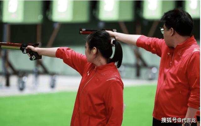 庞伟姜冉馨叔侄联手!混合团体10米气手枪夺冠,中国队第7金_棋牌网注册