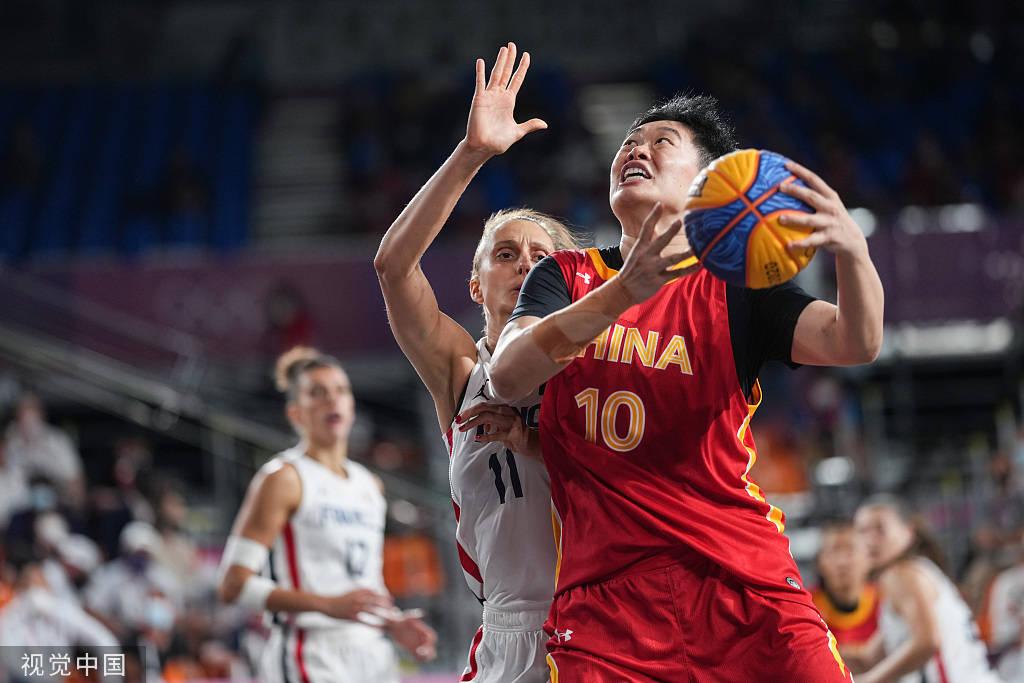 三对三女篮-中国队16-14战胜法国 获女子三人篮球铜牌_游戏捕鱼注册