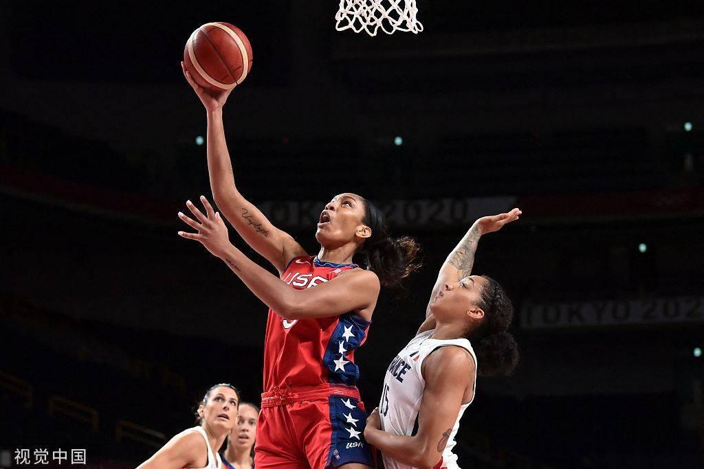 美国女篮奥运52连胜 日本澳大利亚携手挺进八强_芒果体育登录