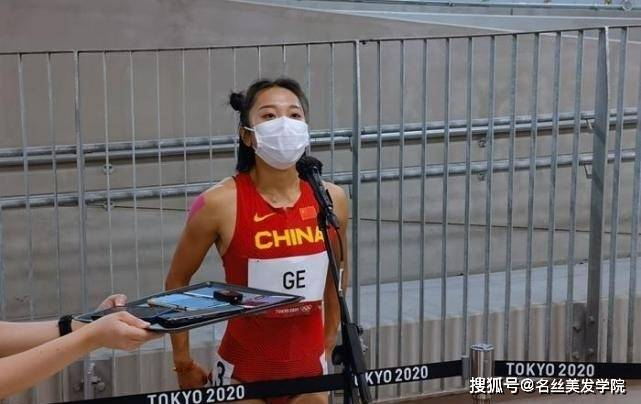 东京奥运另一场竞技:拼发型