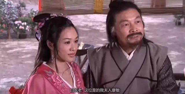 """图片[8]-""""武林第一美""""不要硬演,有人看一眼就沦陷,有人我想把她脸遮上-妖次元"""