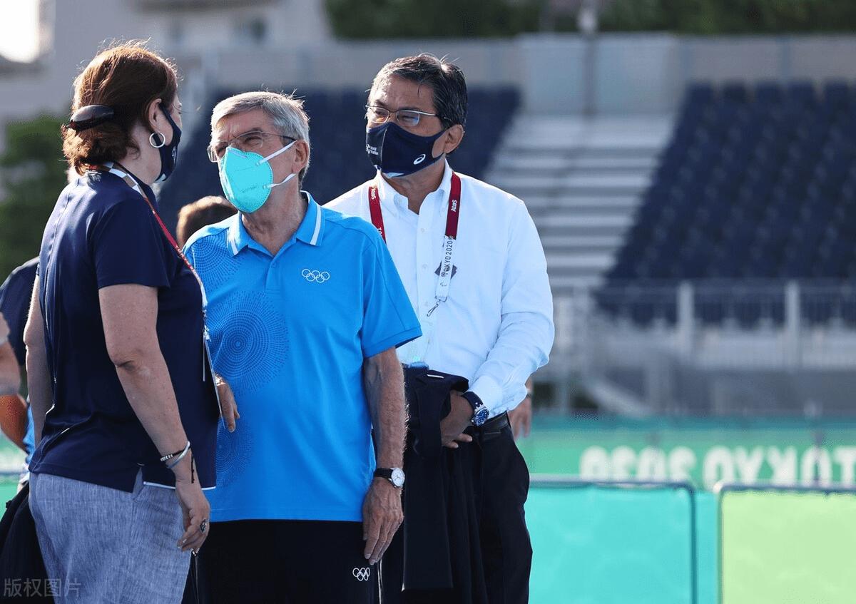 难得!巴赫表扬东京奥运会,直言奥运会给了日本闪耀光辉的机会_欧洲杯推荐
