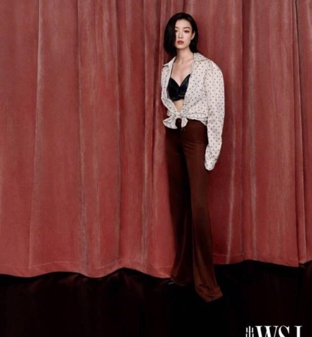 图片[6]-33岁倪妮写真造型好美!穿露背裙身材太好,网友:完美女人的样子-番号都