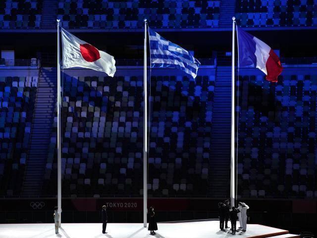 从东京看巴黎 三年后中国奥运军团能否再获提升?_天下娱乐主管