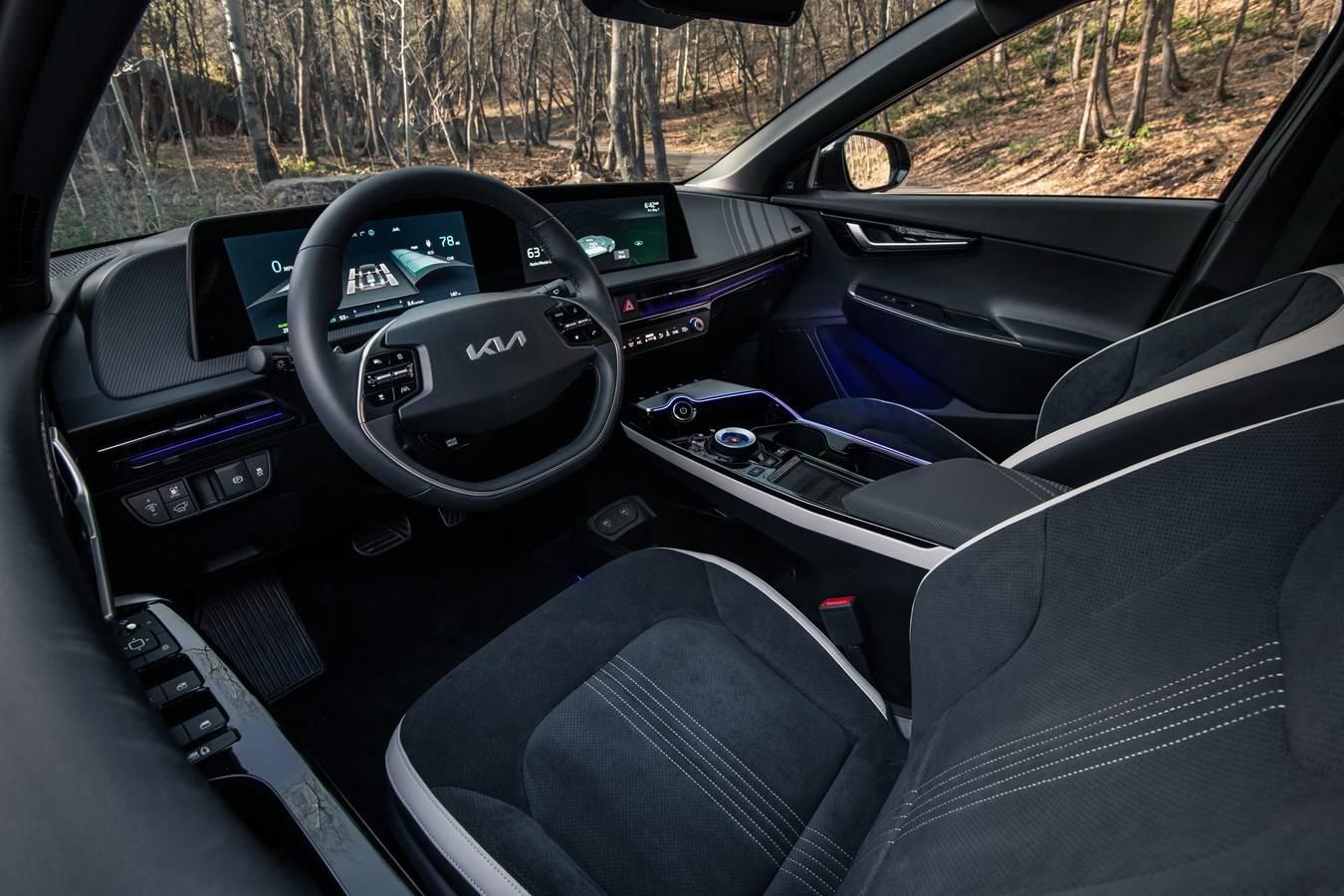 韩国有史以来第一款获得碳足迹认证车型——起亚EV6插图4