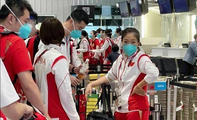 东京奥运会的乒乓球冠军,从小就开始学乒乓球,还是世界冠军