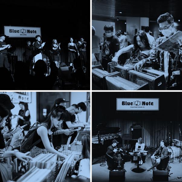 Blue Note China的五周年:爵士星火,声声不息